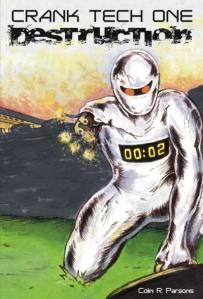 Book Cover - Crank Tech One- Destruction 400px w 96dpi